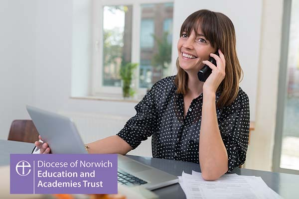 Diocese of Norwich Education & Academies Trust gains efficencies in HR, fault reporting & pupil safeguarding